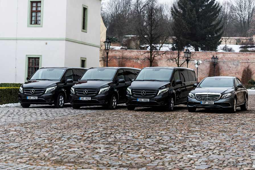 Our fleet Mercedes
